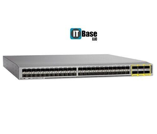 Cisco N3k-c3172pq-10ge Nexus 3172pq, 48 Sfp+ & 6 Qsfp+ Ports Dual N2200-pac-400w