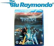 Tron 3D Blu Ray