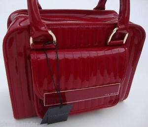13ecc15ef694 Ted Baker Red Bag