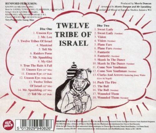 Mr Spaulding - Twelve Tribe of Israel: Anthology [New CD] UK - Import