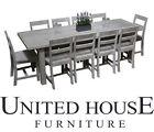 Rectangular Timber Dining Furniture Sets