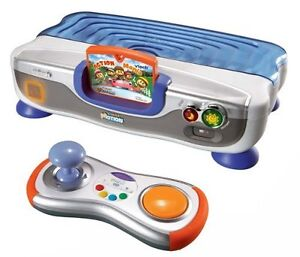 VTech - VSmile pocket/V-Motion Active Learning/Art Studio/games