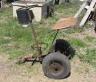 Used Mower Sulky