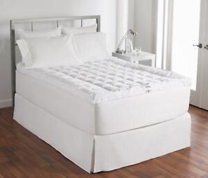 pillow top mattress topper