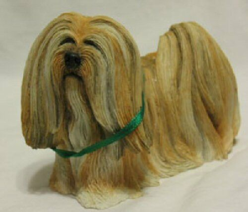 Lhasa Apso Standing by Country Artists
