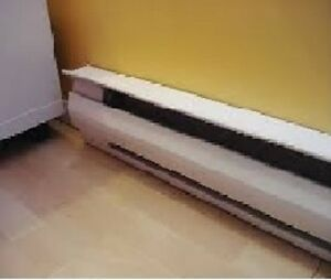 Electric Baseboard Heaters (4) for sale