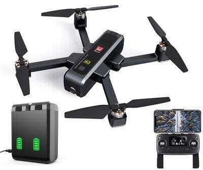 MJX R/C Bugs B4W 4k Folding camera drone RTF with extra battery included!