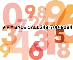 VIP EASY TO REMEMBER 416 NUMBERS IN BRAMPTON