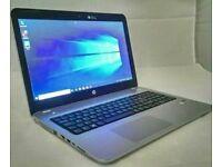 HP 450 G4 7th Gen i5, Windows 10 Laptop With 256GB SSD