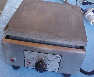Thermolyne 6 Type 1900 Aluminum Top Hotplate