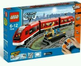 Lego City 7938 Passenger Train New