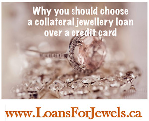 Jewelry Loans Made Easy - Instant Cash on the Spot