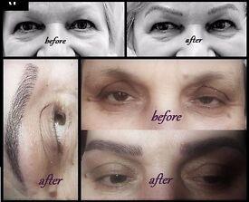 Microblading- eyebrows permanent makeup