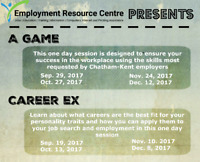 Free Workshops to Help You Excel in The Workplace!