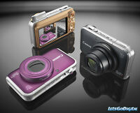 Canon PowerShot SX210IS 14.1 MP Digital Camera (Retail $439.00)