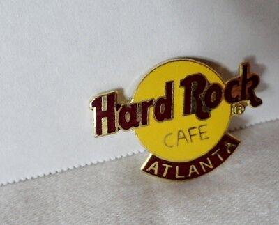HARD ROCK CAFE LOGO PIN FROM ATLANTA GEORGIA - HRC