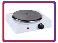New Single Ring 1500W Portable Electric Hot Plate Hob Camping Stove Hotplate Food Warmer Cooker