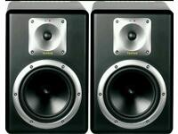 Tapco s8 studio monitors