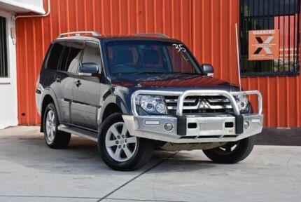 2007 mitsubishi pajero ns vr x grey 5 speed manual wagon cars rh gumtree com au