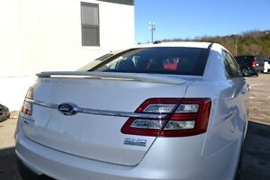painted 2013 2014 ford taurus factory style spoiler sho version. Black Bedroom Furniture Sets. Home Design Ideas