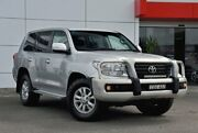 2013 Toyota Landcruiser VDJ200R MY13 GXL Silver 6 Speed Sports Automatic Wagon Tweed Heads South Tweed Heads Area Preview