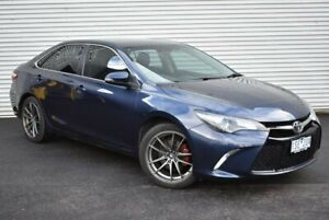 2015 Toyota Camry ASV50R Atara SX Blue 6 Speed Sports Automatic Sedan Epping Whittlesea Area Preview