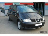 Seat Alhambra 2005 parts
