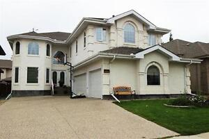 Perfect for a Large Family! 7 Bedroom Custom Executive Home!