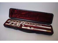 Yamaha 211 SII Flute with Hard Case £280