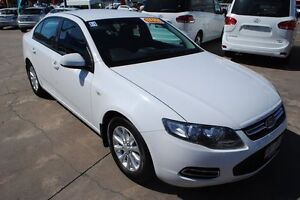2013 Ford Falcon FG MkII XT Ecoboost White 6 Speed Sports Automatic Sedan Rosslea Townsville City Preview