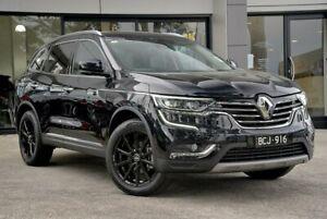 2018 Renault Koleos HZG Intens X-tronic Black 1 Speed Constant Variable Wagon Berwick Casey Area Preview