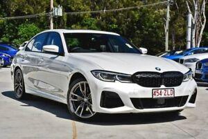 2019 BMW 3 Series G20 M340i Steptronic M xDrive xDrive White 8 Speed Sports Automatic Sedan Southport Gold Coast City Preview