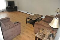 Large Newly Renovated & Furnished Apartment in Town of Fox Creek