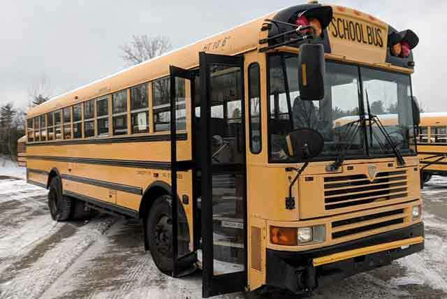 2009 IC RE School Bus 71 passenger-PERFECT FOR RV CONVERSION