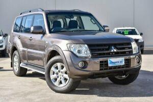 2013 Mitsubishi Pajero NW MY13 GLX-R Bronze 5 Speed Sports Automatic Wagon Midvale Mundaring Area Preview