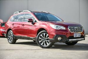 2016 Subaru Outback B6A MY16 2.5i CVT AWD Red 6 Speed Constant Variable Wagon Midvale Mundaring Area Preview
