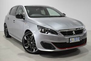 2017 Peugeot 308 T9 MY18 GTI 270 Grey 6 Speed Manual Hatchback Launceston Launceston Area Preview