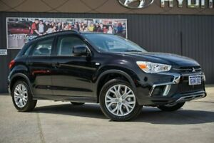 2019 Mitsubishi ASX XC MY19 ES 2WD Black 6 Speed Constant Variable Wagon Midvale Mundaring Area Preview