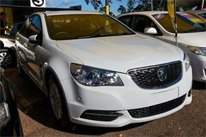 2014 Holden Commodore VF Evoke White Sports Automatic Sedan Fyshwick South Canberra Preview