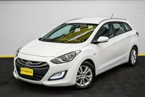 2015 Hyundai i30 GD Active Tourer White 6 Speed Sports Automatic Wagon Canning Vale Canning Area Preview