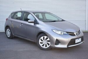 2014 Toyota Corolla ZRE182R Ascent S-CVT Bronze 7 Speed Constant Variable Hatchback Epping Whittlesea Area Preview