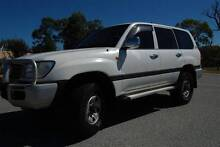 2003 GXL Toyota LandCruiser V8 4.7l Wagon 100 Series Auto Kingsley Joondalup Area Preview