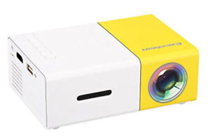 BRAND NEW Portable Pocket LCD Projector
