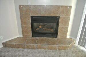 Newly Renovated Townhouse with Gas Fireplace in Town of Redwater