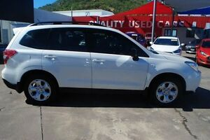 2014 Subaru Forester S4 MY14 X Lineartronic AWD White 6 Speed Constant Variable Wagon Townsville Townsville City Preview