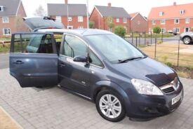Vauxhall Zafira 1.8 automatic - 5dr