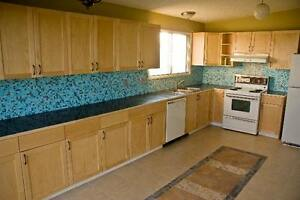 Affordable 3 bedroom 4 plex in NW Huntington, Great View!
