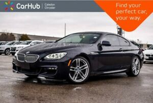 2015 BMW 6 Series 650i xDrive|Navi|Sunroof|Bluetooth|Heated Fron