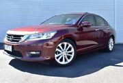 2014 Honda Accord 9th Gen MY14 VTi-L Red 5 Speed Sports Automatic Sedan Epping Whittlesea Area Preview