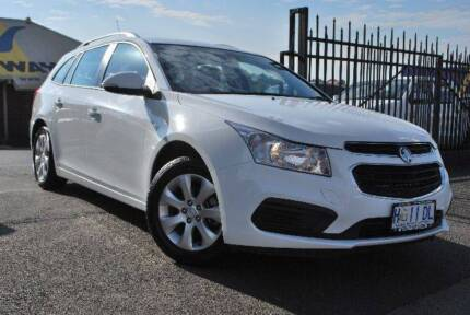 2015 Holden Cruze Wagon - AUTOMATIC - REALLY NICE CONDITION North Hobart Hobart City Preview